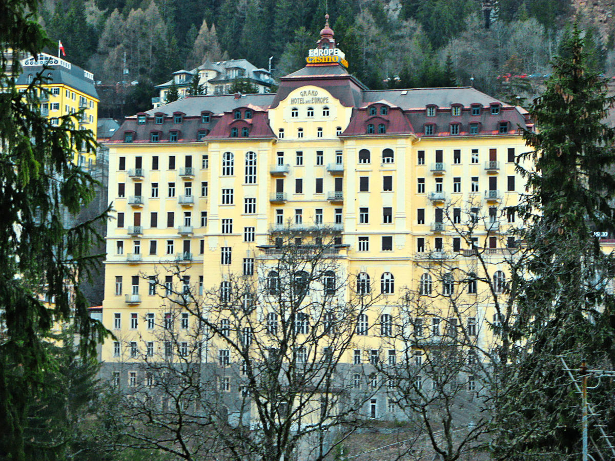 Bad Gastein Review Hotel Casino