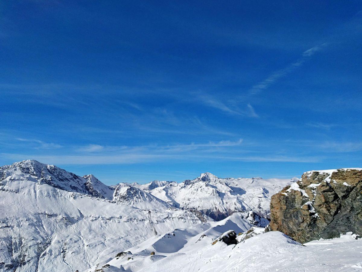 val cenis mountain view