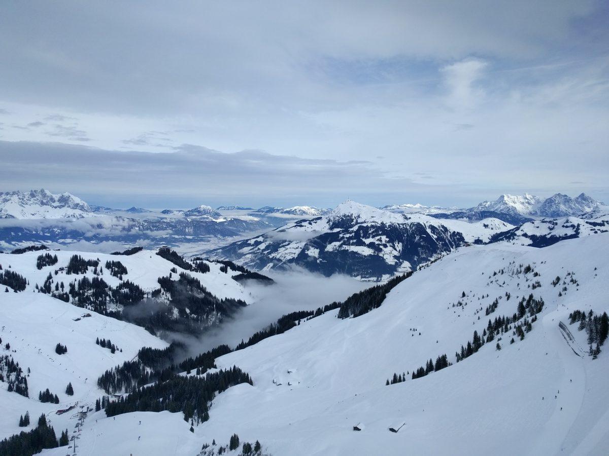Kitzbuhel view