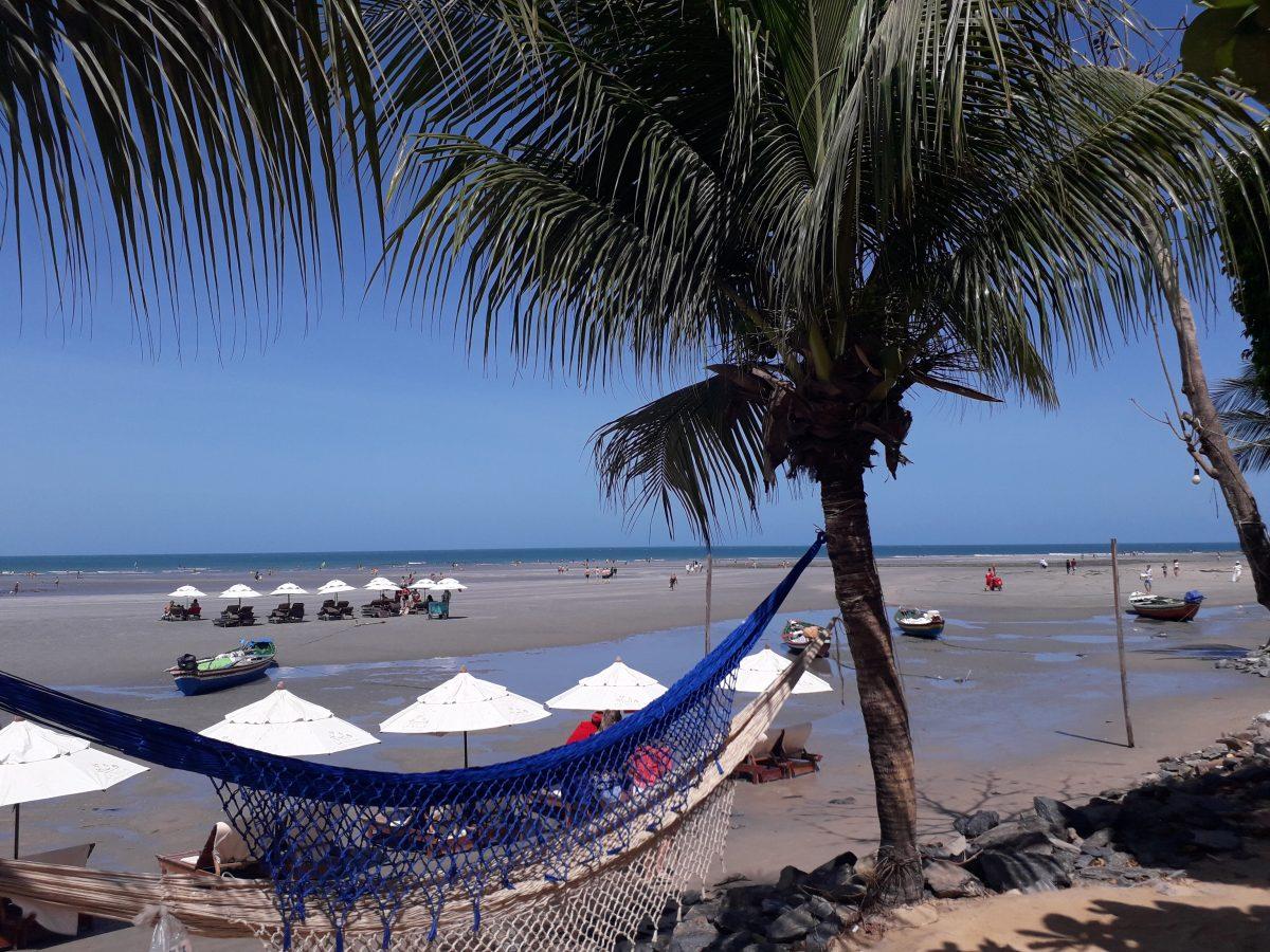 Jeri beach view