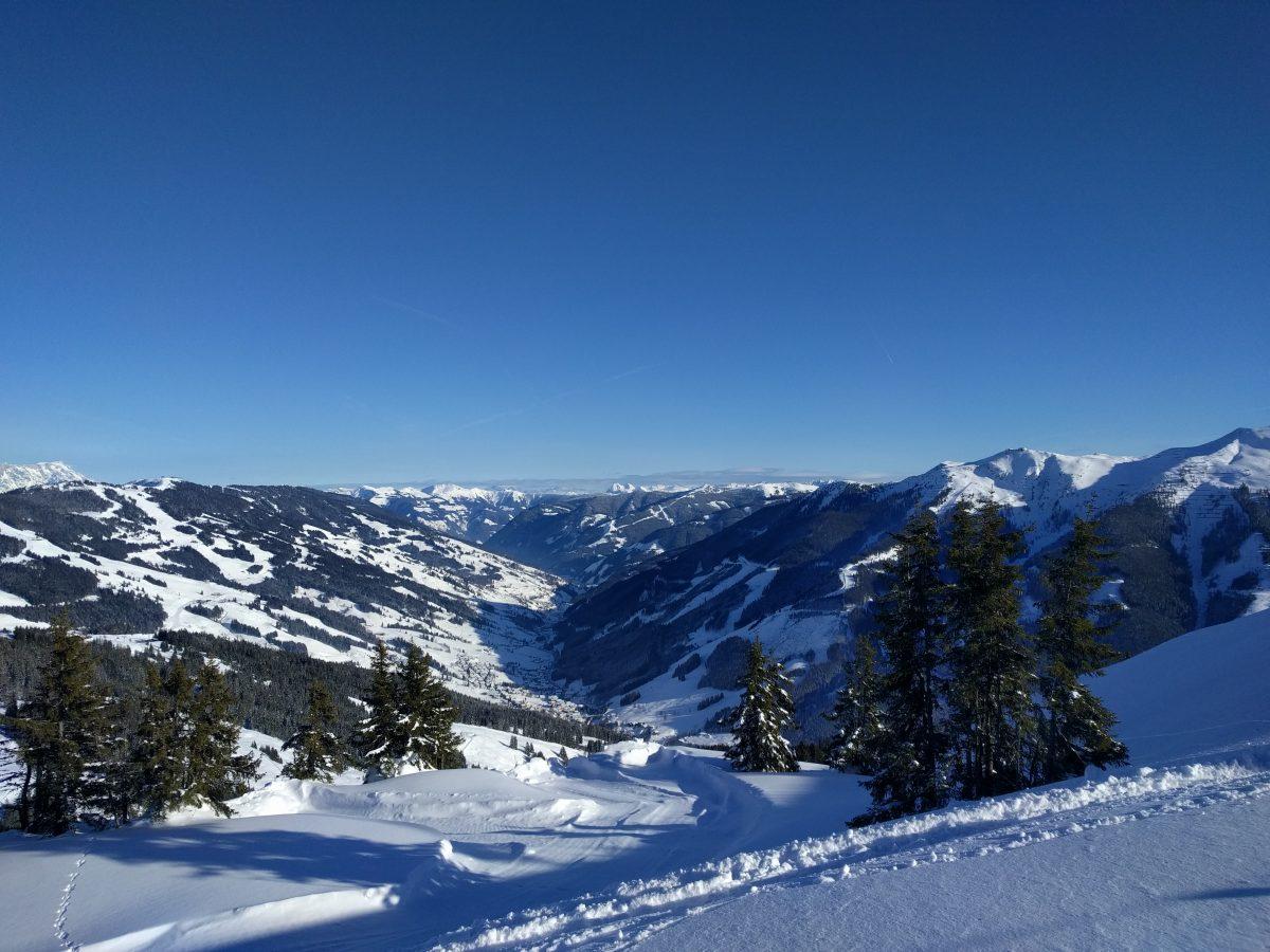 saalbach panorama
